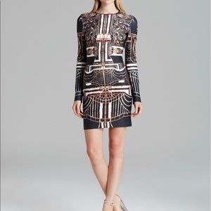 Clover Canyon - Gatsby long sleeve short dress